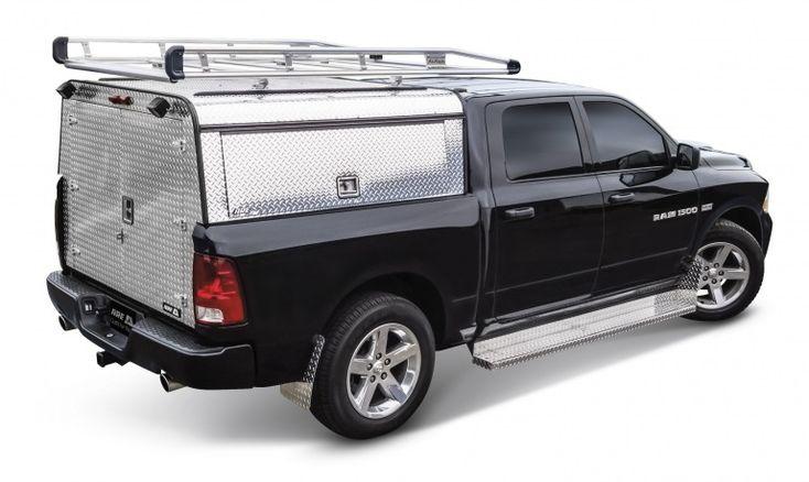 Diamond Edition DCU Series Truck Cap Gallery : A.R.E. Truck Caps and Tonneau Covers