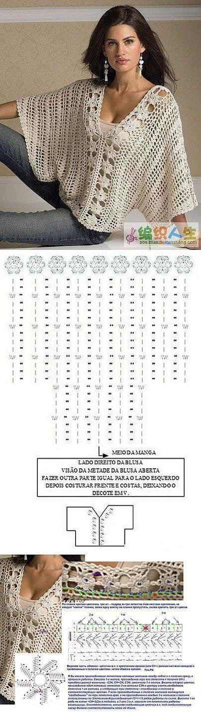 Crochet [] #<br/> # #Crochet #Chart,<br/> # #Posts,<br/> # #Ideas,<br/> # #Charts,<br/> # #Knitting,<br/> # #Income,<br/> # #Crochet #Blouses,<br/> # #Ponchos,<br/> # #Crochet<br/>