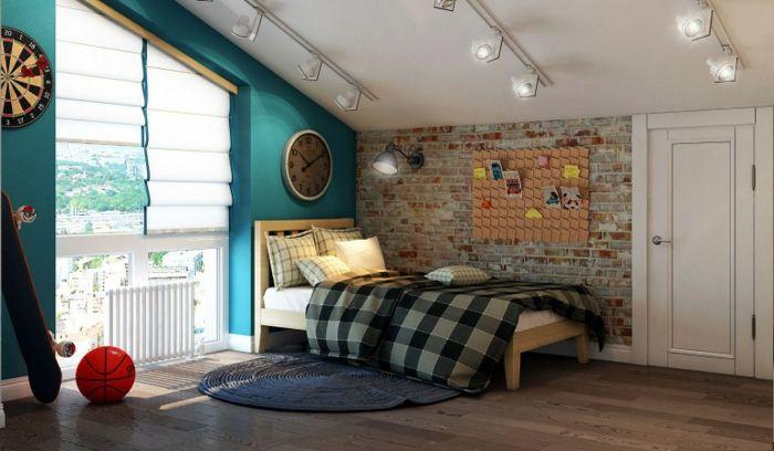 1001 Idees Originales De Peinture Chambre Garcon Boy Room