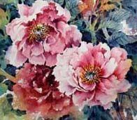 Lian Quan Zhen: Chinese Water, Boards No1, Watercolor Lian, Watercolor Paintings, Galleries Watercolor, Zhen Watercolor, Watercolor Artists, Lian Quan, Watercolor Floral