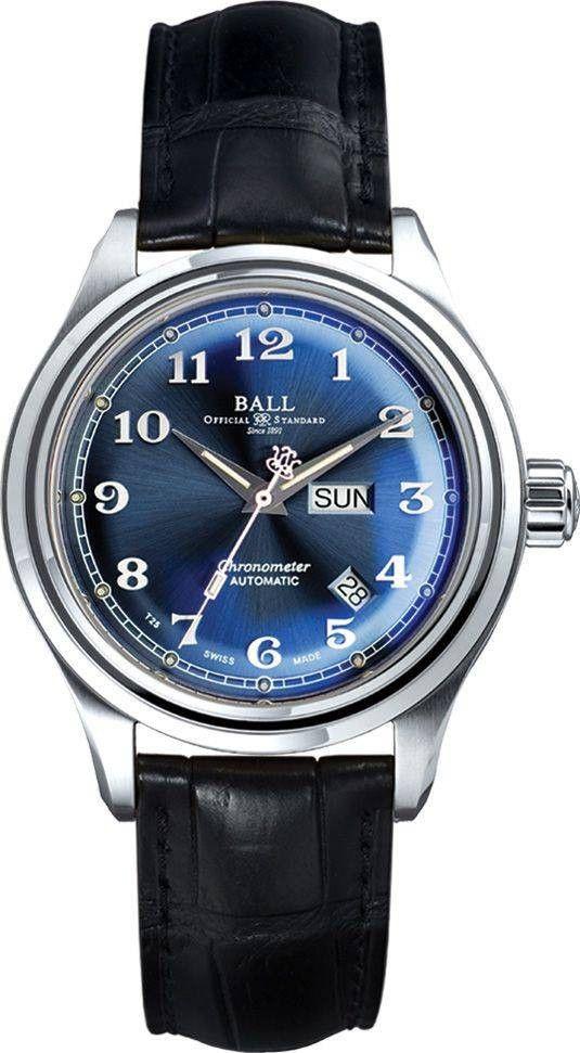 Ball Watch Company Cleveland Express