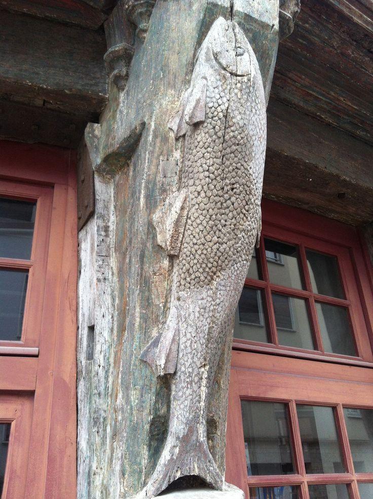 La casa del salmón o de la marrana que hila