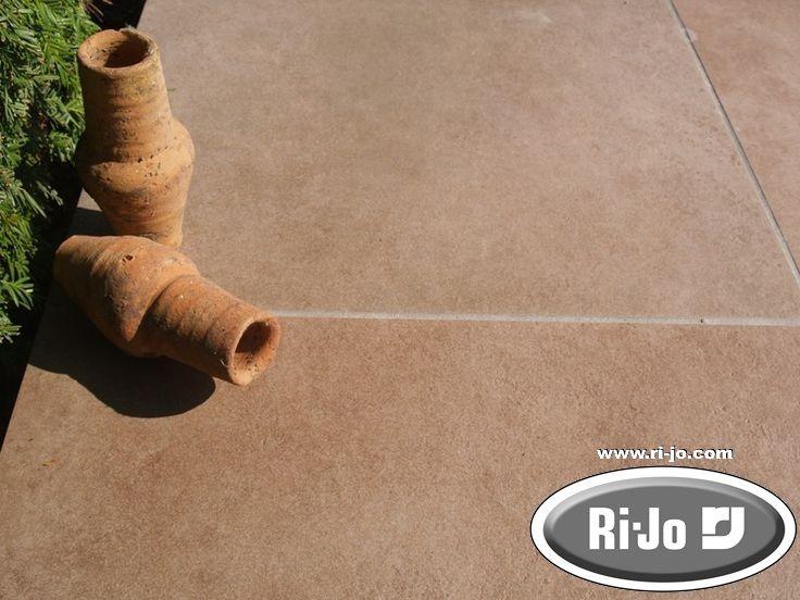 Ri-Jo: Keramische tegel: Terra nuance