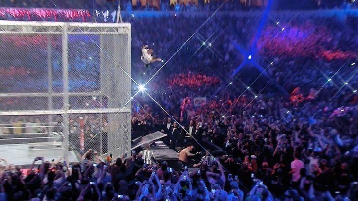 #Wrestlemania #32liveresults: #RomanReignsdefeatsHHH #ShaneMcMahon #Kalistovsryback #TotalDivas #Natalya #Tamina #Dolphvssamizayn #Hansoftech