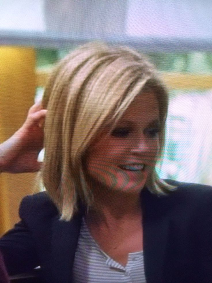 Julie Bowen hair cut