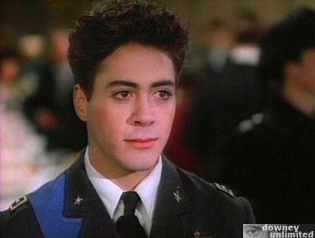 Robert Downey Jr in   Mussolini - The Untold Story