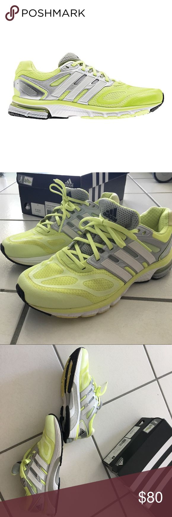 Adidas Supernova sequence three times used, literally new!!! very comfy for everyday 💪🏽🎾🏃🏼 adidas Shoes Sneakers