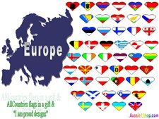 European Flag Wear. Banderas Europeas. European flags themed designs on t-shirts, sweatshirts and other fun gifts. Gifts for proud people! Browse our European flag's gifts section with terrific Gift ideas!