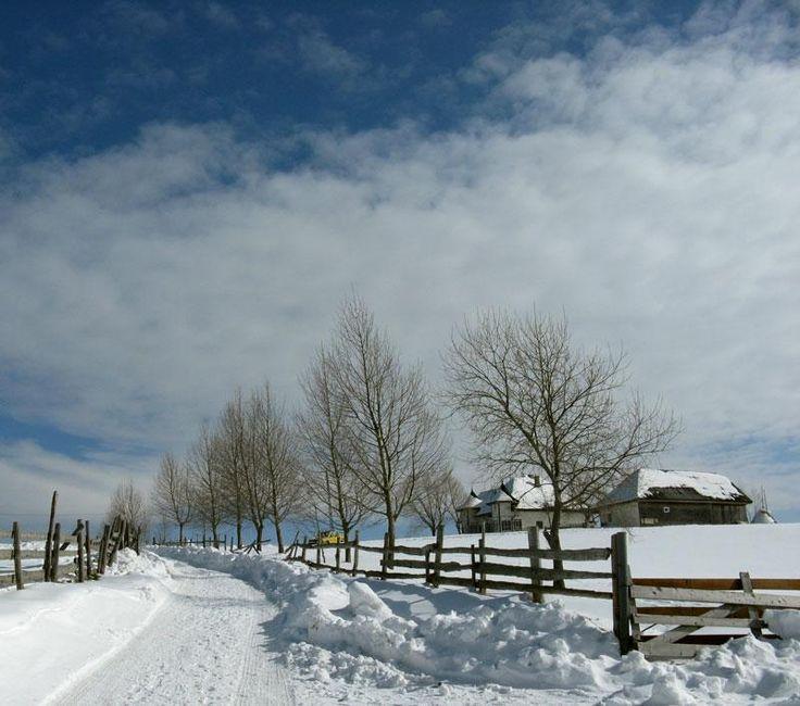 Winter Road - Romania