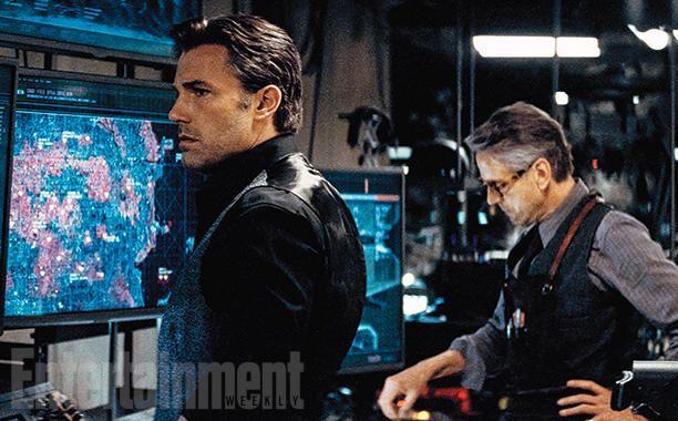 The Batcave got a major upgrade for #BatmanVSuperman.