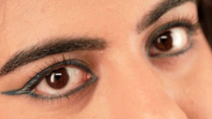 Basic brown smokey eye tutorial(part2)