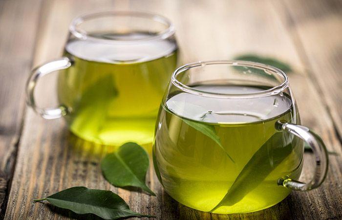 green tea detox weight loss
