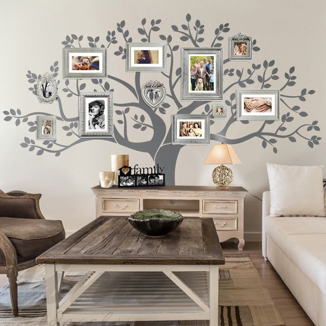 Best Rustic Wall Decals Ideas On Pinterest Wood Plank - How to make vinyl decals stick to textured walls
