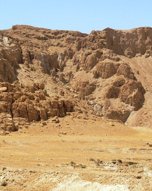"""Erem Maryi """"Brama Nieba"""": Dar pustyni"""