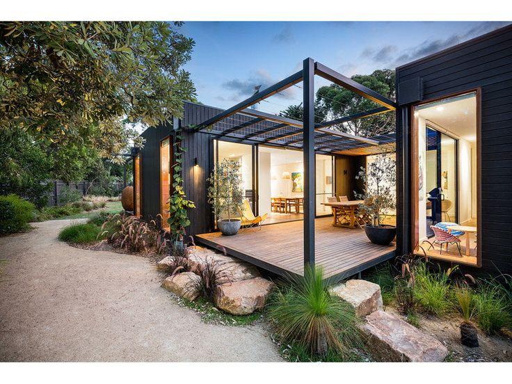Landscape & patio deck 4 Kingswood Court, Merricks Beach, Vic 3926