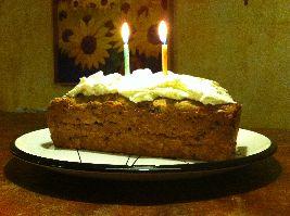Wortelcake! Een buitengewoon gezonde cake die ook nog eens abnormaal lekker is! En voedselzandloper-proof.