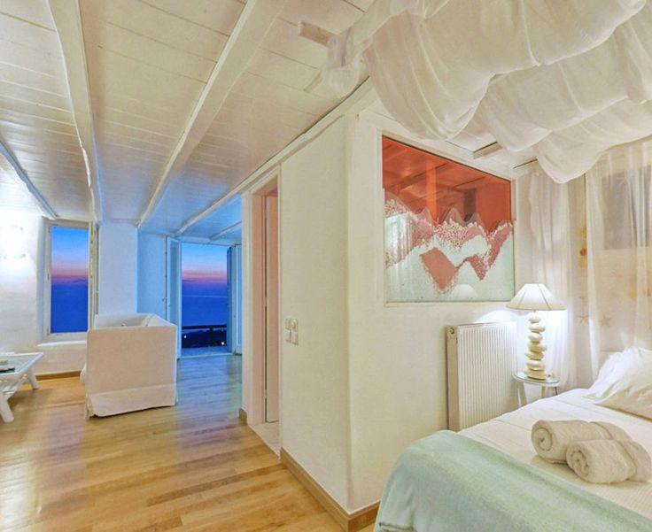 Fairytale Suite, luxury rental for two in Mykonos