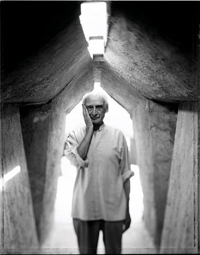Thank you Paolo : )  //Paolo Soleri's Arcosanti : The City in the Image of Man | ArchDaily