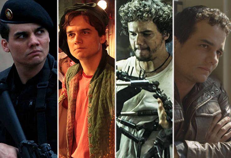 De Capitão Nascimento a bombeiro em romance gay: veja todas as transformações de Wagner Moura - Fotos - R7 Cinema
