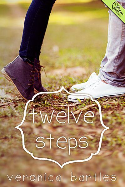 Twelve Steps, by Veronica Bartles (book cover design by Morgan Media)