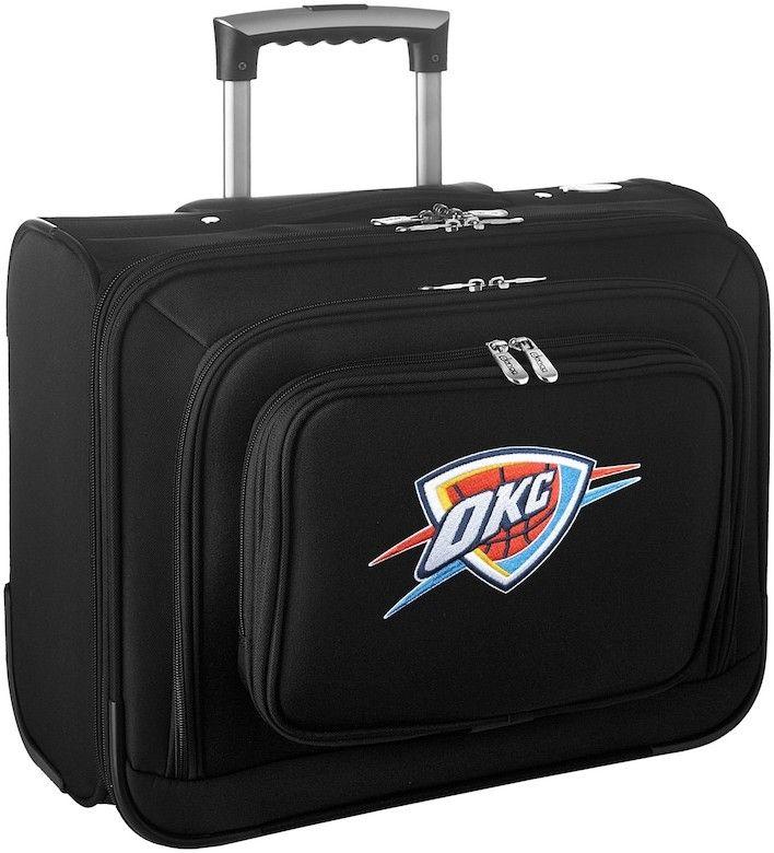 Denco Sports Luggage Oklahoma City Thunder 16-in. Laptop Wheeled Business Case
