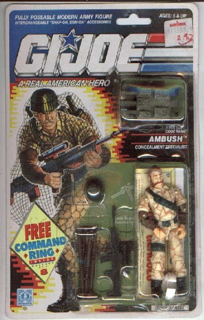 360 best gi joe images on pinterest action figures army and gi joe ambush v1 gi joe action figure yojoe archive fandeluxe Image collections