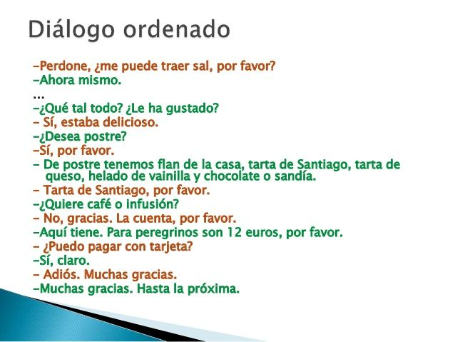 Basic Spanish phrases for first encounters