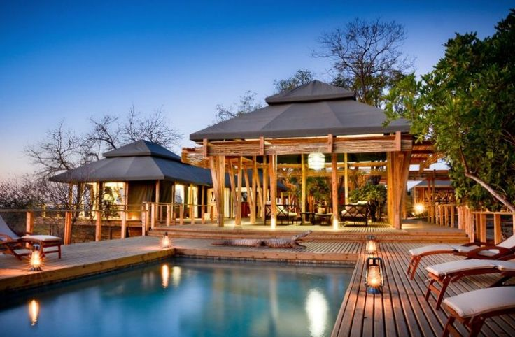 From US $ 1,436 for 2 nights incl transfers etc. The Simbavati Hilltop Lodge in the Timbavati (part of the Kruger Park) offers a plush base from which to experience an unforgettable African safari. Contact us: