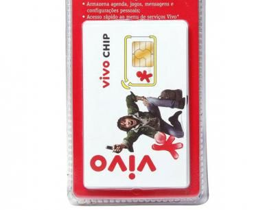 Chip VIVO Pré SC - Tecnologia GSM com as melhores condições você encontra no…