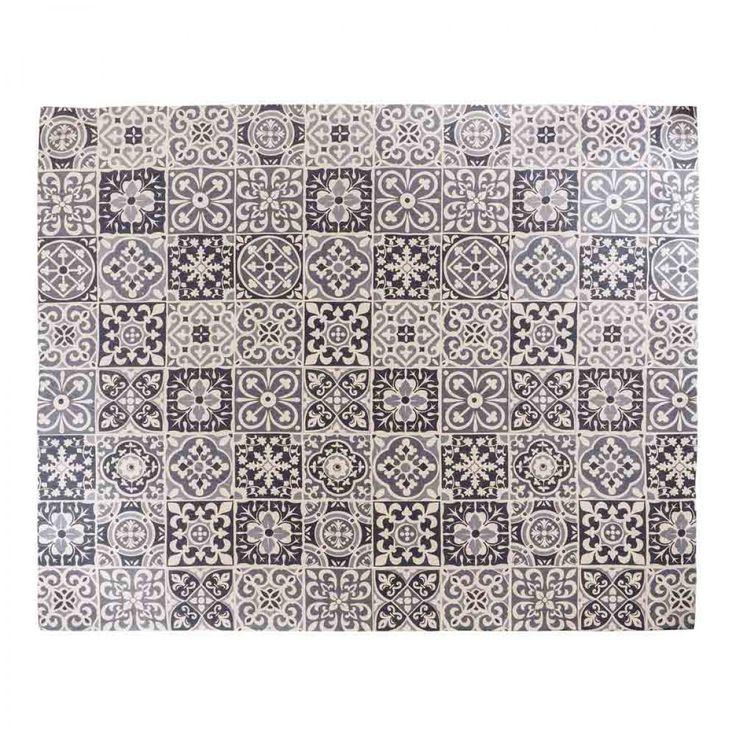 Carrelage Tile Hand Woven Rug 240 X 300 Cm
