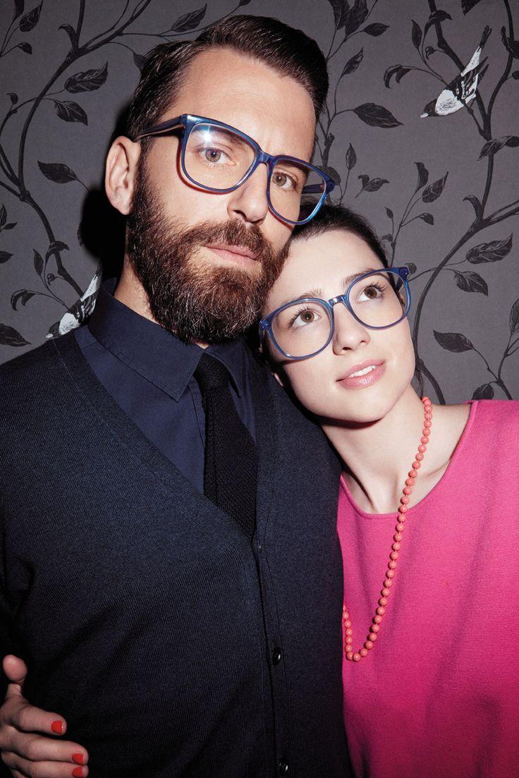 Rudy De Amicis and Madeleine Moxham shot by Jacopo Benassi