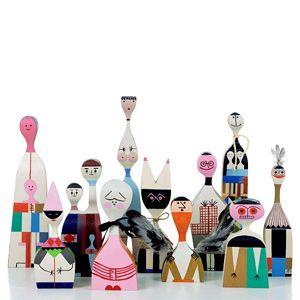 CASANOVA Møbler — Vitra - Wooden Dolls