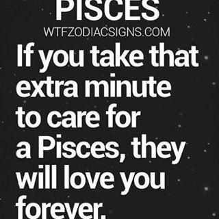 Definitely 100% truth!! #pisces #love #thatsme