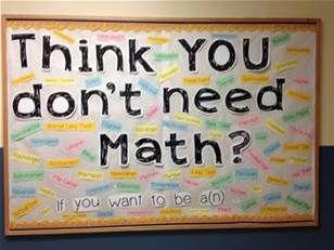 middle school Math Bulletin Boards - Bing Images You can also find more free #math ideas here: https://www.teacherspayteachers.com/Store/Mathfilefoldergames/Price-Range/Free