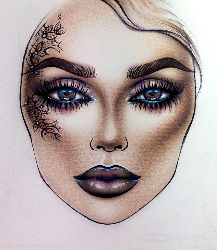 "9,898 Likes, 47 Comments - Sergey X (@milk1422) on Instagram: ""#artist@milk1412 ✨ #mylove #myart #myartistcommunity #myartistcommunityrussia #makeup #makeupart…"""