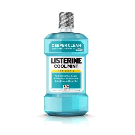 Listerine Cool Mint Antiseptic Mouthwash 1.5 Liter
