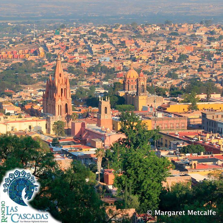 Join us at San Miguel de Allende for a day of shopping  http://rancholascascadas.com/explore/?utm_content=buffer0791d&utm_medium=social&utm_source=pinterest.com&utm_campaign=buffer
