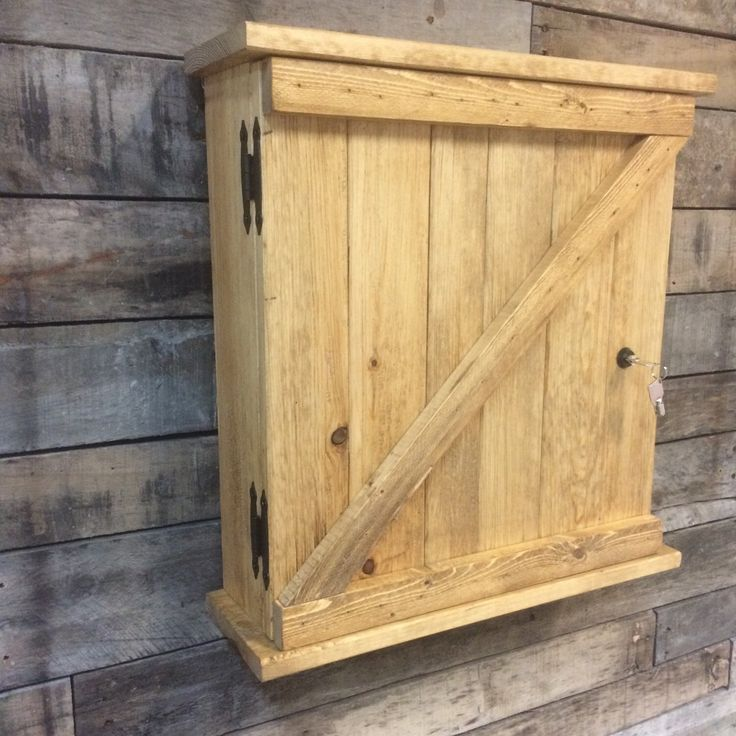 Introducing our newest family member!  Meet mrs lockable medicine cabinet.  Beautiful inside and out and able to keep all your secrets secure!  Stop by Honey Creek Woodwork to see what all we offer!