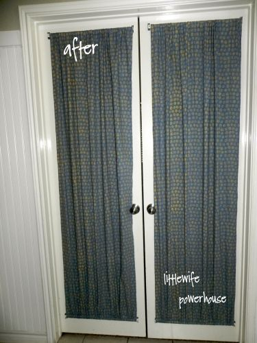 DIY French Door Curtains  Curtains For French Doors