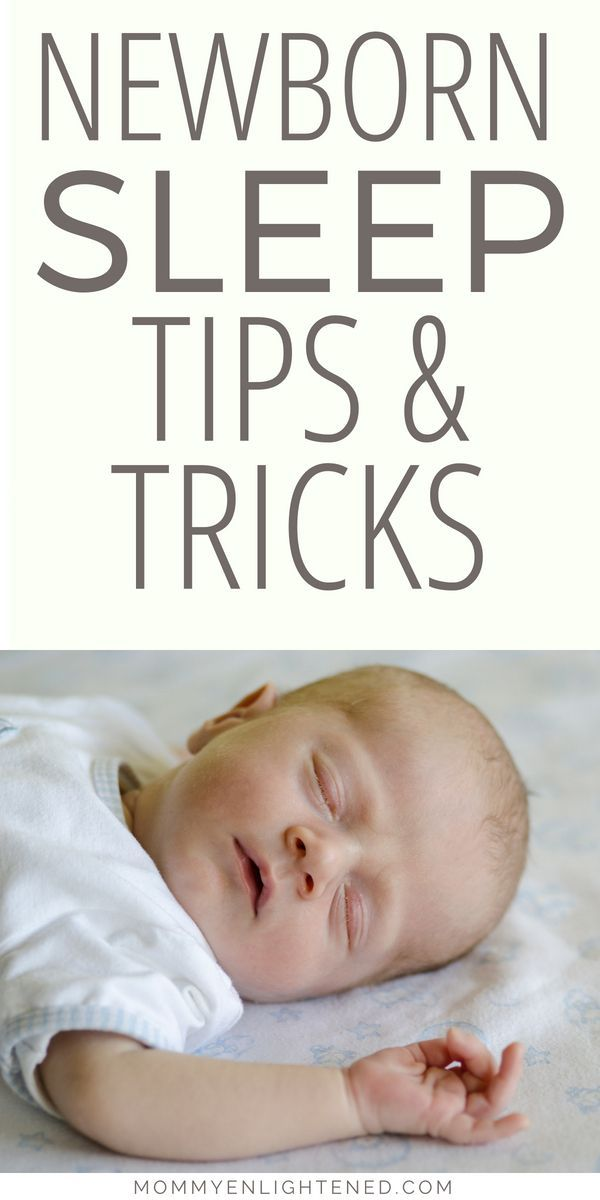 Tips To Get Newborn To Sleep In Bassinet