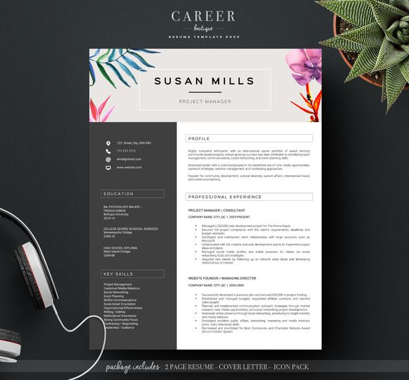 324 best Profilia CV - Cover letters, advice \ strategies images - resume cover letter template free download