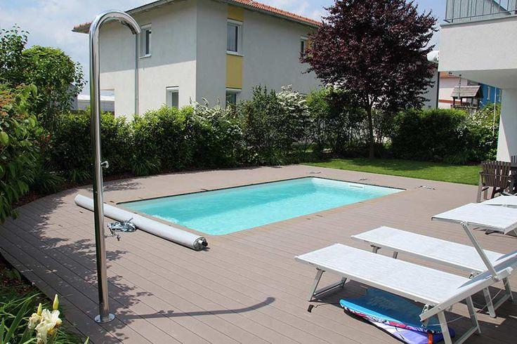 Bildergebnis Für Poolgestaltung Stahlwandbecken | Pool | Pinterest
