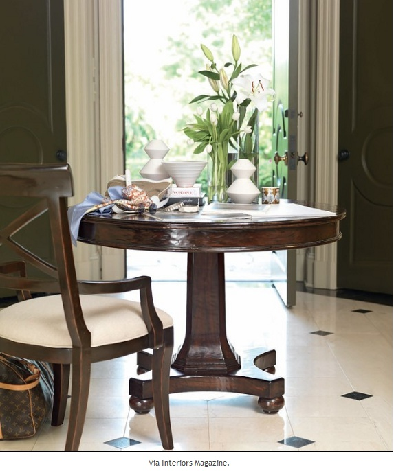 the 25 best round foyer table ideas on pinterest entryway round table round entry table and entryway stairs