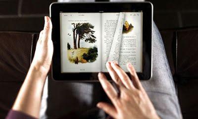 Más de 50 millones de estadounidenses leyeron libros digitales en 2012, pero sus hábitos están cambiando...