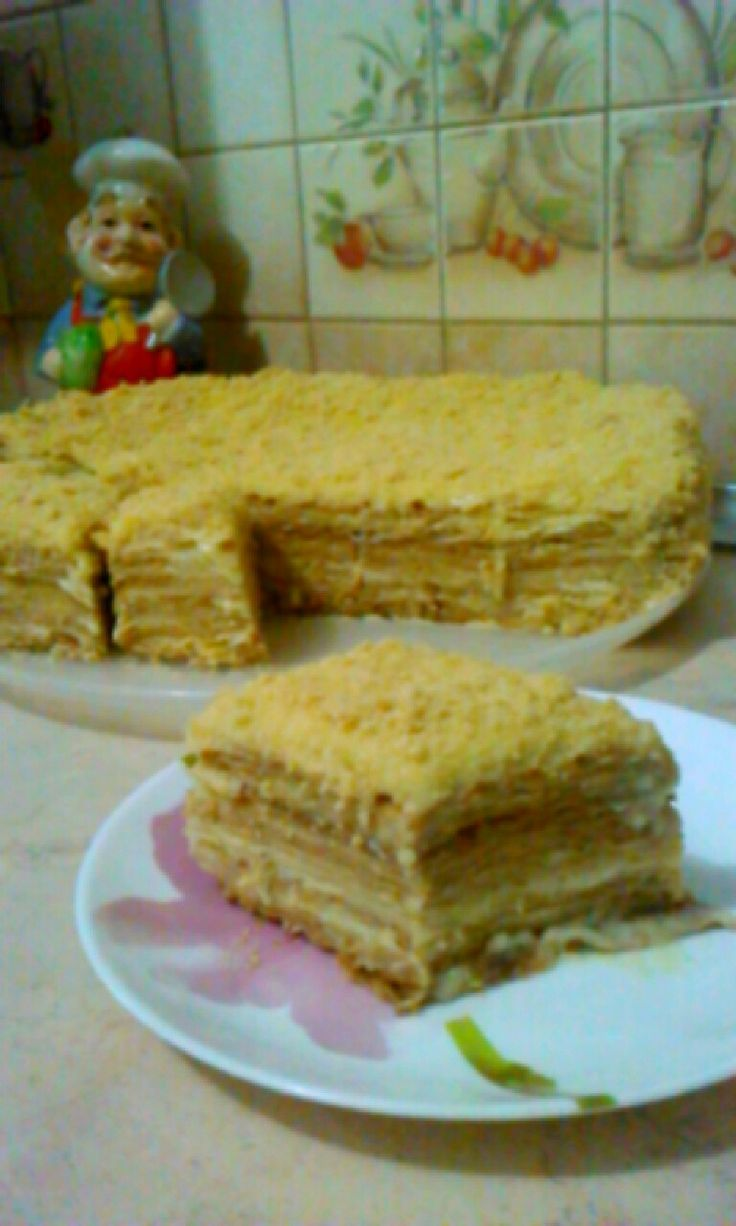 Торт,,Наполеон ''...