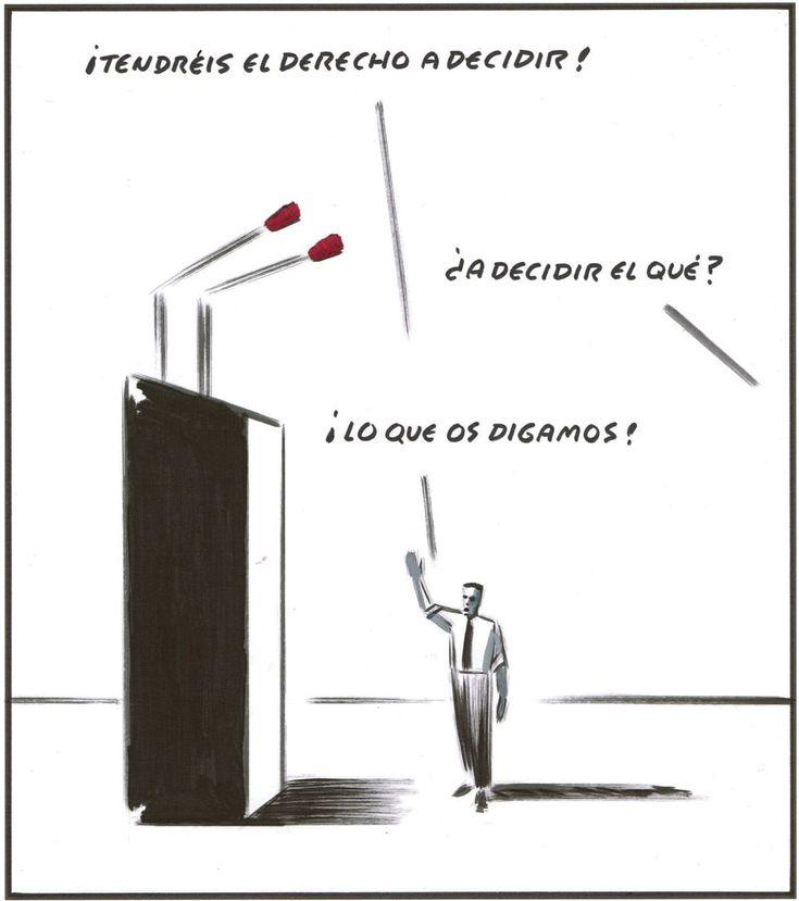 Viñeta: El Roto - 12 NOV 2012 | Opinión | EL PAÍS
