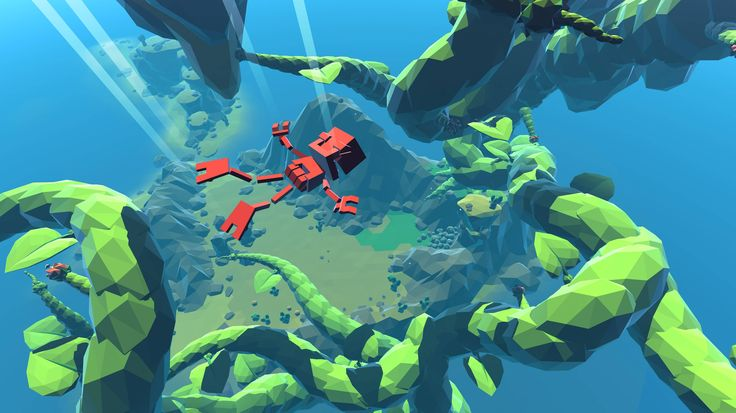Grow Home - Ubisoft Reflections' new PC platformer #growhome #ubisoft #pc #gaming #news #vgchest