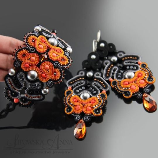 Jewelry Soutache