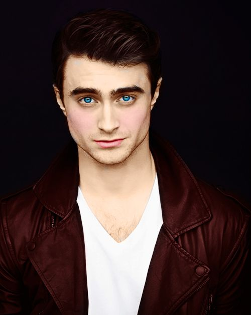Daniel Radcliffe. So many dirty HP jokes coming to mind right now...