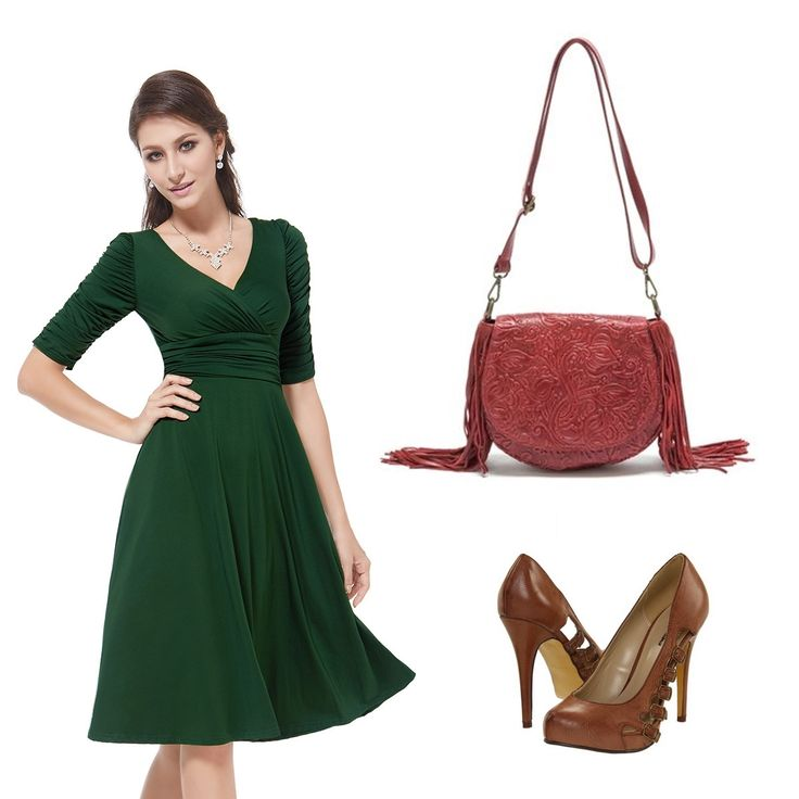 #OOTD: With the perfect bag from #IsabellaRhea, all outfits will be special!